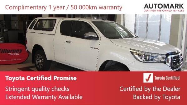 2019 Toyota Hilux 2.8 GD-6 RB Raider PU ECAB Gauteng Johannesburg_0