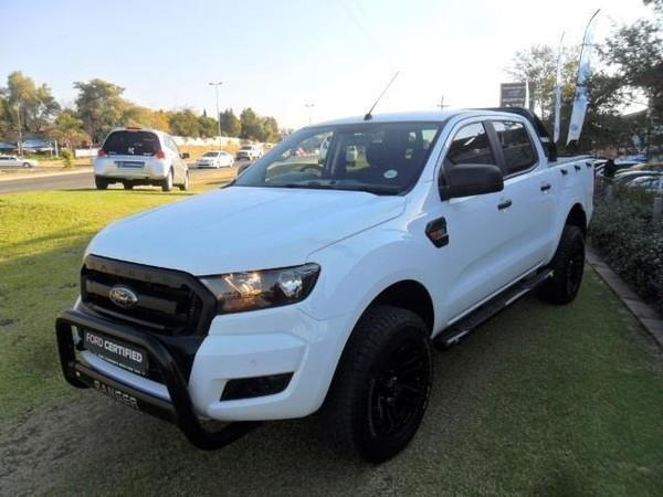 2019 Ford Ranger 2.2TDCi XL Auto Double Cab Bakkie Gauteng Sandton_0