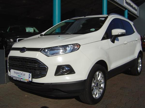 2017 Ford EcoSport 1.5TDCi Titanium Gauteng Randburg_0