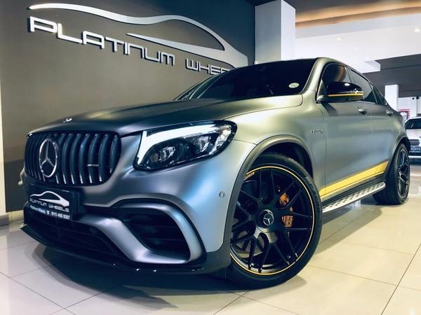 2019 Mercedes-Benz GLC GLC 63S Coupe 4MATIC Gauteng Four Ways_0