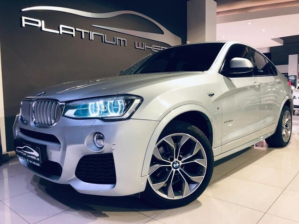 2014 BMW X4 xDRIVE30d M Sport Gauteng Four Ways_0