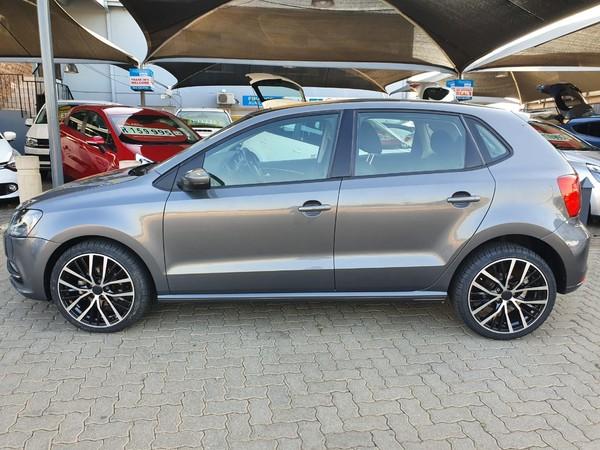2016 Volkswagen Polo 1.2 TSI Comfortline 66KW Gauteng Pretoria_0