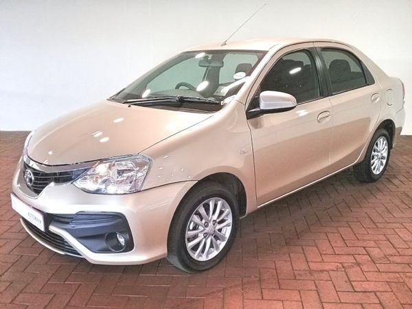 2019 Toyota Etios 1.5 Xs  Kwazulu Natal Umhlanga Rocks_0