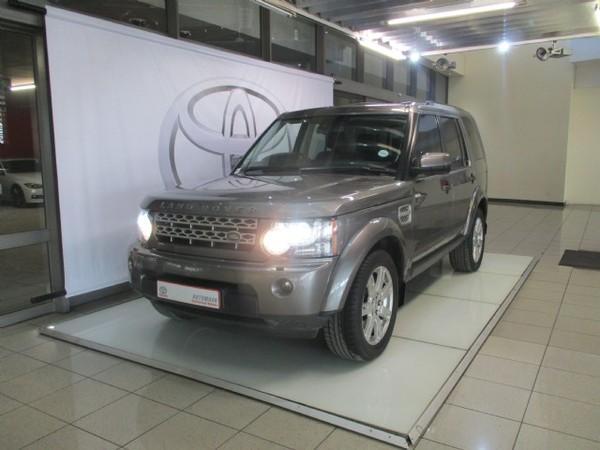 2011 Land Rover Discovery 4 3.0 Tdv6 Se  Gauteng Johannesburg_0