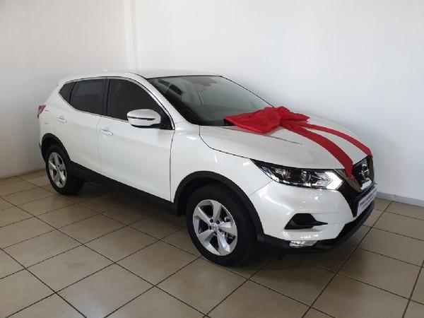 2019 Nissan Qashqai 1.5 dCi Acenta Gauteng Randburg_0