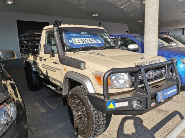2013 Toyota Land Cruiser 79 4.0p Pu Dc  Gauteng Pretoria_0