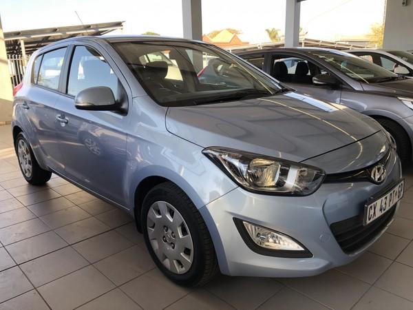 2014 Hyundai i20 1.4 Fluid  Gauteng Hatfield_0