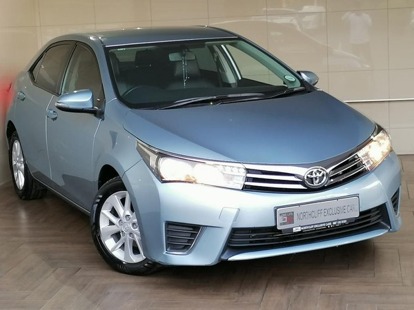 2015 Toyota Corolla 1.6 PRESTIGE AUTO Gauteng Randburg_0