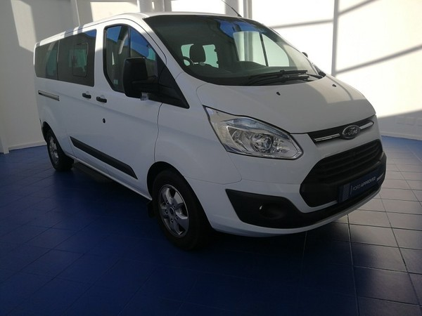 2016 Ford Tourneo 2.2D Trend LWB 92KW Western Cape Cape Town_0