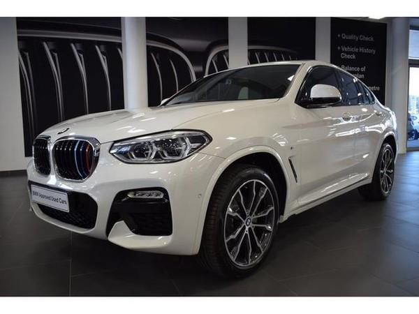 2019 BMW X4 xDRIVE20d M Sport Gauteng Pretoria_0