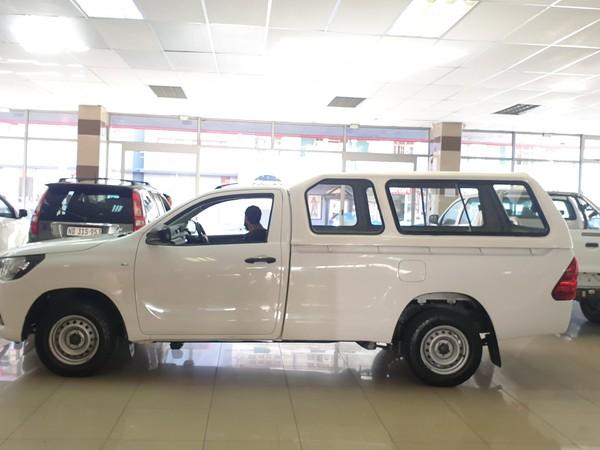 2018 Toyota Hilux 2.4 GD Single Cab Bakkie Kwazulu Natal Durban_0
