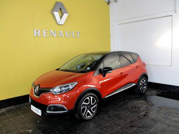 2016 Renault Captur 900T Dynamique 5-Door 66KW Gauteng Bryanston_0