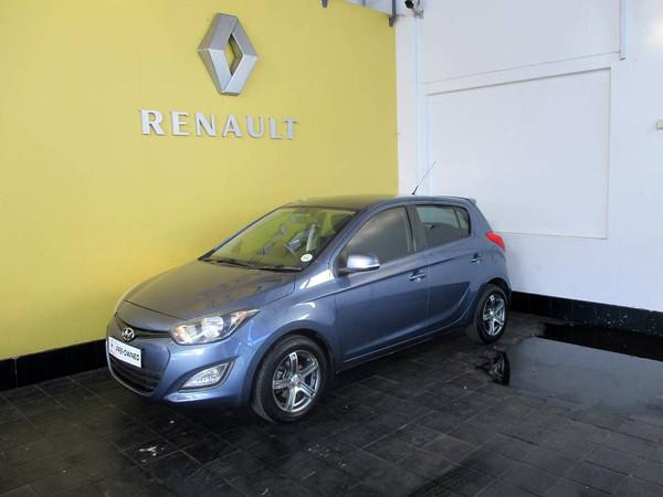 2014 Hyundai i20 1.4 Fluid  Gauteng Bryanston_0