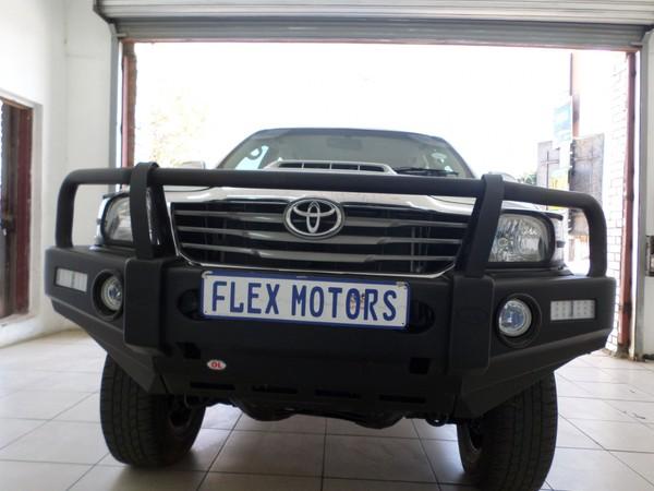 2012 Toyota Hilux 3.0 D-4d Raider 4x4 Pu Dc  Gauteng Johannesburg_0