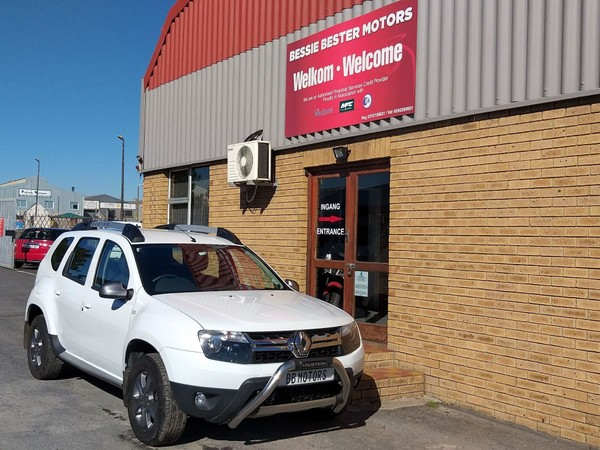 2016 Renault Duster 1.5 dCI Dynamique Western Cape Brackenfell_0