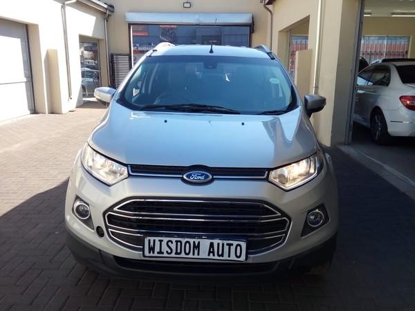 2014 Ford EcoSport 1.5TiVCT Titanium Auto Gauteng Johannesburg_0