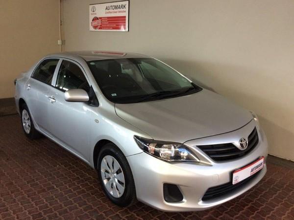 2017 Toyota Corolla Quest 1.6 Auto Gauteng Pretoria_0