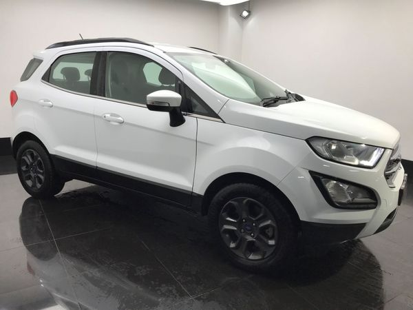 2018 Ford EcoSport 1.0 Ecoboost Trend Auto Gauteng Pretoria_0