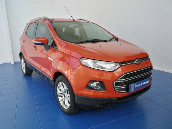 2014 Ford EcoSport 1.5TD Titanium Western Cape Cape Town_0