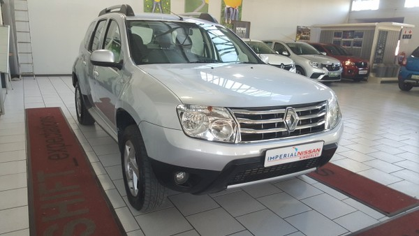 2013 Renault Duster 1.5 dCI Dynamique 4x4 Northern Cape Kimberley_0