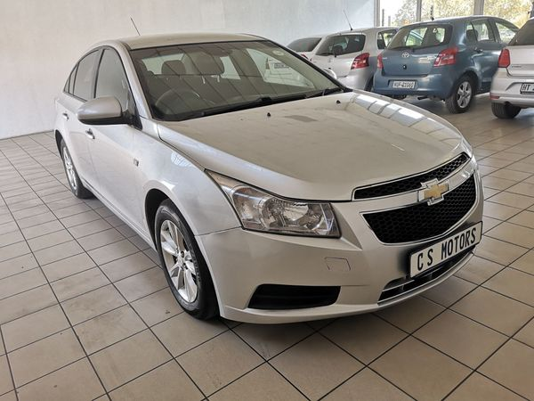 2013 Chevrolet Cruze 1.6 Ls  Gauteng Kempton Park_0