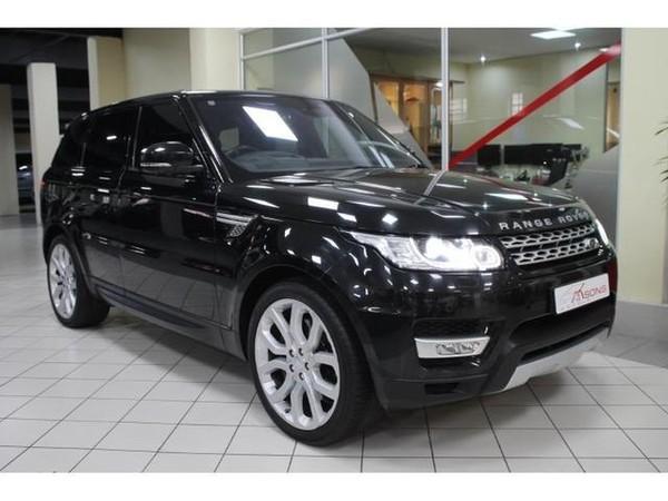 2016 Land Rover Range Rover Sport 3.0 SDV6 HSE Kwazulu Natal Durban_0