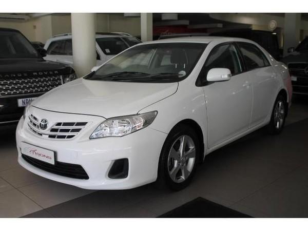 2011 Toyota Corolla 1.6 Advanced At  Kwazulu Natal Durban_0