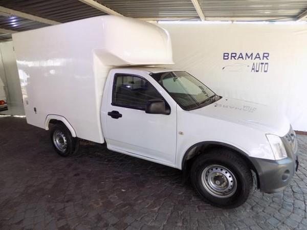 2011 Isuzu KB Series Kb250d Lwb Pu Sc  Gauteng Boksburg_0