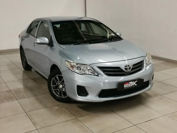 2011 Toyota Corolla 1.6 Professional  Gauteng Rosettenville_0