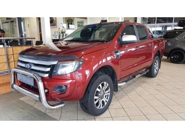 2014 Ford Ranger 2.2tdci Xls Pu Dc  Kwazulu Natal Empangeni_0