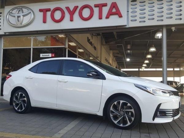 2018 Toyota Corolla 1.6 Prestige Gauteng Edenvale_0
