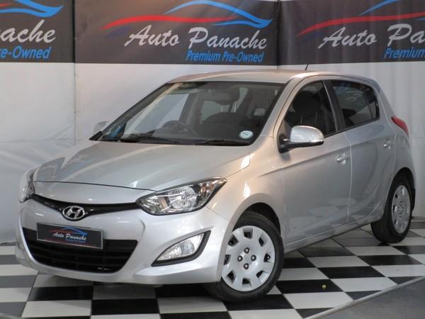 2013 Hyundai i20 1.4 Fluid  Gauteng Benoni_0