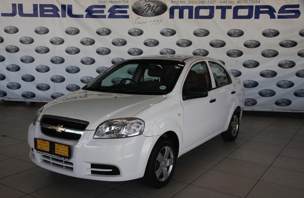 2013 Chevrolet Aveo 1.6 L  Gauteng Springs_0