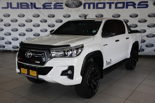 2018 Toyota Hilux 2.8 GD-6 RB Auto Raider Double Cab Bakkie Gauteng Springs_0