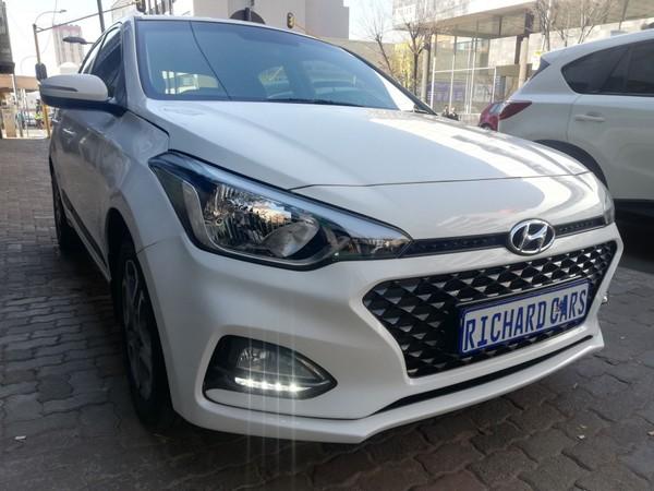 2018 Hyundai i20 1.4 Fluid Auto Gauteng Johannesburg_0
