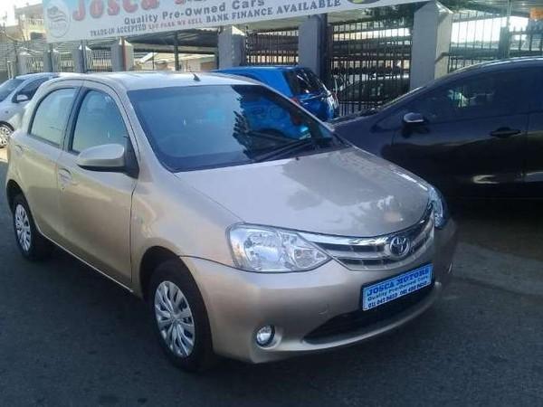 2015 Toyota Etios 1.5 Xs 5dr  Gauteng Kempton Park_0