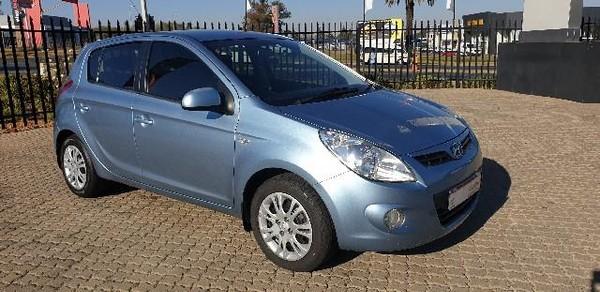 2011 Hyundai i20 1.6  Gauteng Roodepoort_0