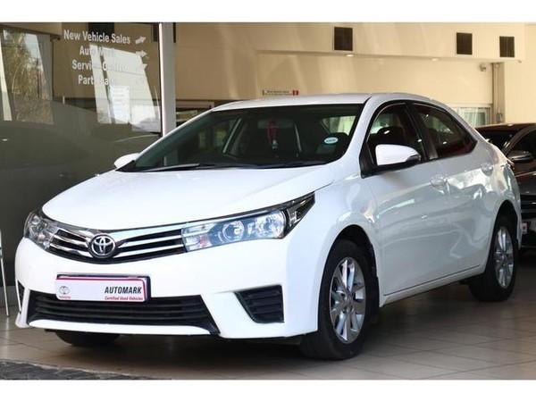 2015 Toyota Corolla 1.6 Prestige Gauteng Johannesburg_0