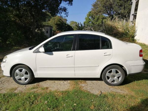 2006 Volkswagen Polo 1.6 Comfortline  Eastern Cape Port Alfred_0
