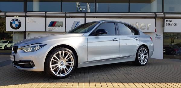 2018 BMW 3 Series 330i Sport Line Auto Gauteng Roodepoort_0