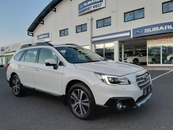 2015 Subaru Outback Outback 3.6 R-S CVT GREAT CONDITION Western Cape Strand_0