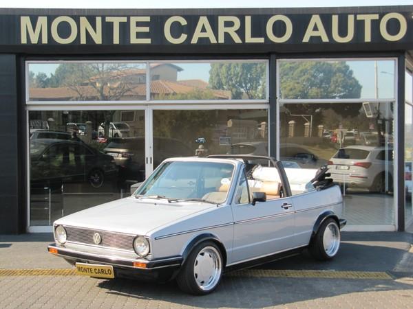 1981 Volkswagen Golf 1.8l Cabriolet Gauteng Sandton_0