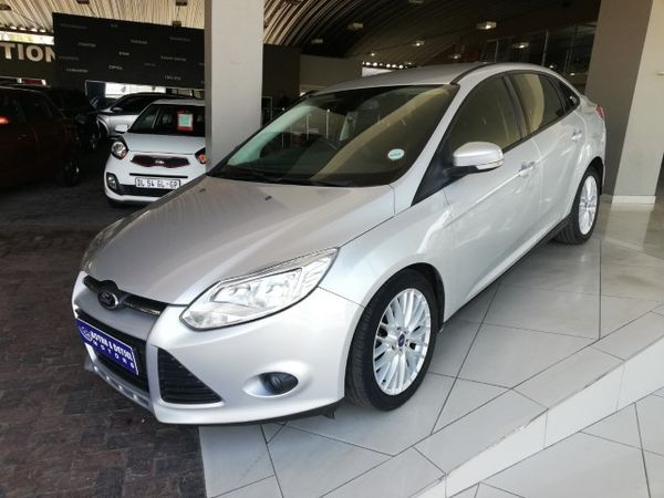 2013 Ford Focus 2.0 Gdi Trend Powershift  Gauteng Boksburg_0