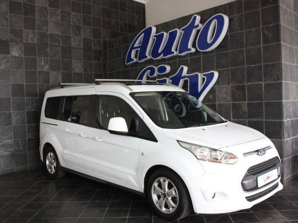 2015 Ford Tourneo Grand Tourneo Connect 1.6 TDCi Titanium LWB Gauteng Nigel_0