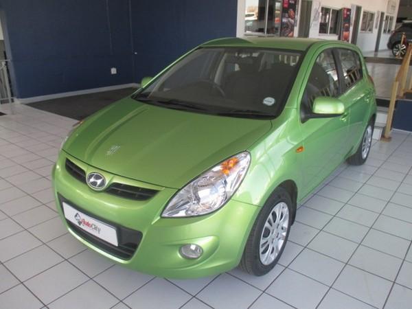 2011 Hyundai i20 1.6  Gauteng Nigel_0