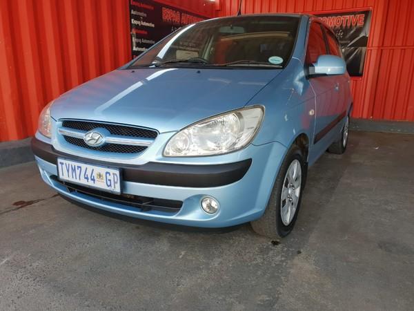 2006 Hyundai Getz 1.6 Hs  Gauteng Pretoria_0