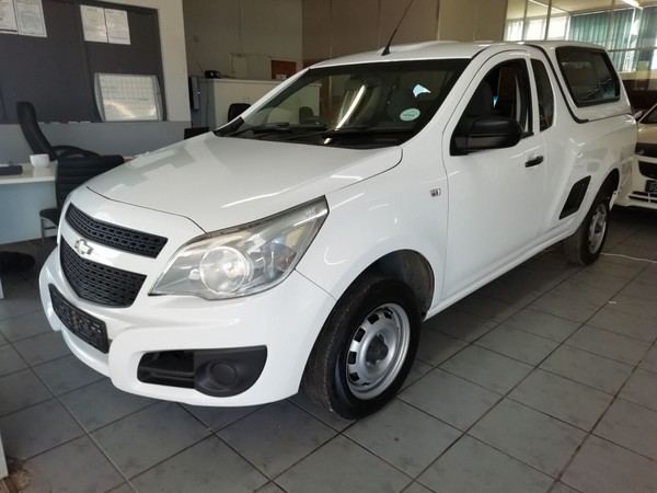 2016 Chevrolet Corsa Utility 1.8 Ac Pu Sc  Western Cape Villiersdorp_0