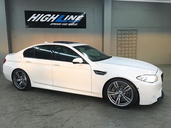 2012 BMW M5 bmw Gauteng Vereeniging_0