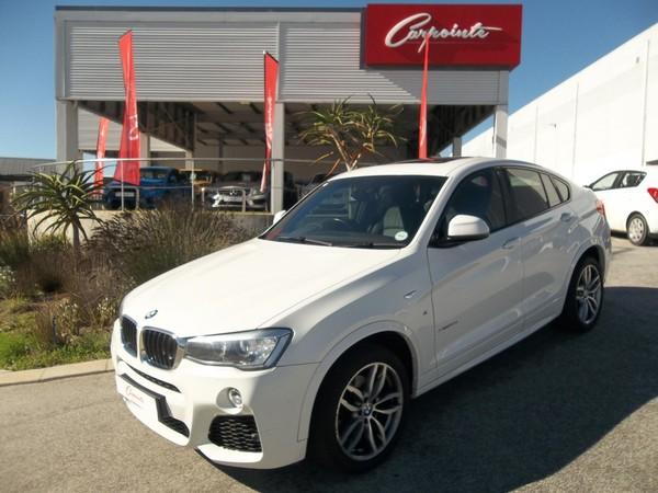 2016 BMW X4 xDRIVE20d M Sport X Western Cape George_0
