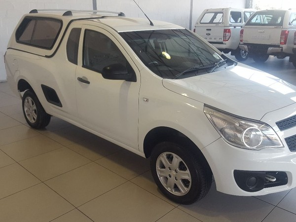 2015 Chevrolet Corsa Utility 1.4 CLUB AC Western Cape Bellville_0